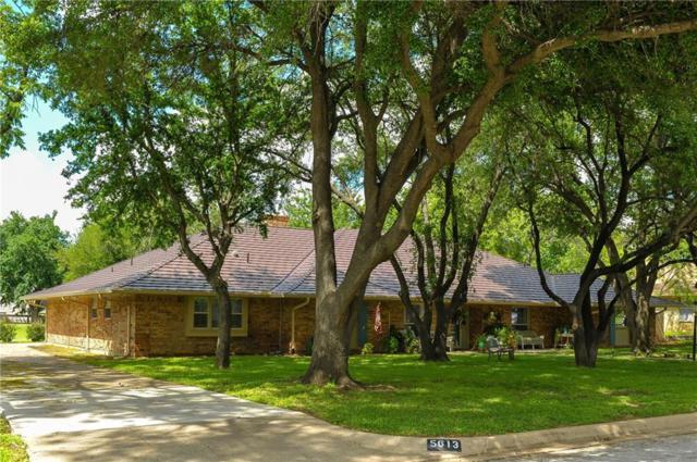5613 Oakmont Lane, Fort Worth, TX 76112 (MLS #14077959) :: The Hornburg Real Estate Group