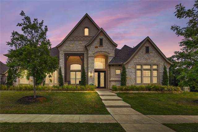 605 Cascade Springs Drive, Southlake, TX 76092 (MLS #14078674) :: The Real Estate Station