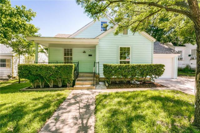 2842 Ivandell Avenue, Dallas, TX 75211 (MLS #14079172) :: Vibrant Real Estate
