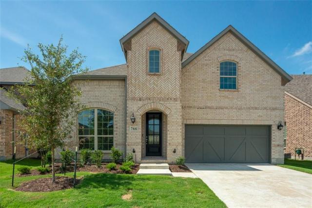 766 Harrington Lane, Celina, TX 75009 (MLS #14080212) :: The Tierny Jordan Network