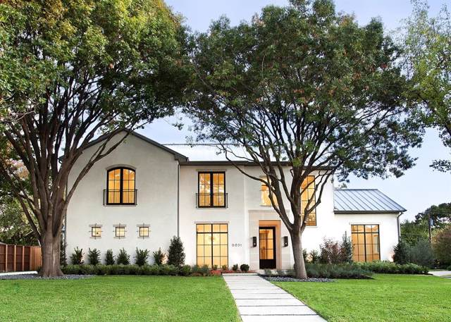6631 Northport Drive, Dallas, TX 75230 (MLS #14081197) :: Robbins Real Estate Group