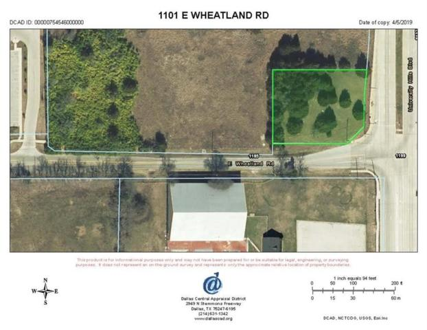 1101 E Wheatland Road, Dallas, TX 75216 (MLS #14081657) :: Lynn Wilson with Keller Williams DFW/Southlake