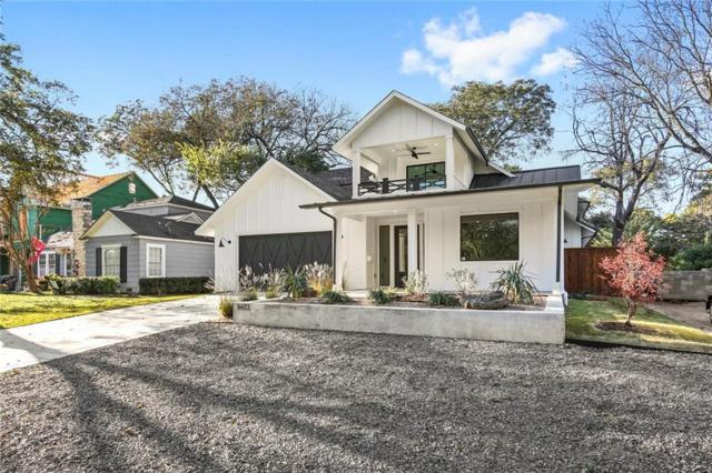 9423 Tarleton Street, Dallas, TX 75218 (MLS #14081812) :: North Texas Team | RE/MAX Lifestyle Property
