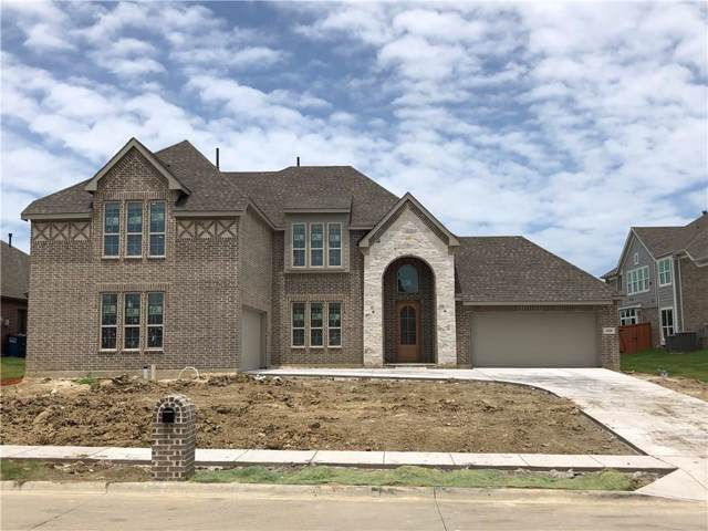 5226 Magnolia Lane, Sachse, TX 75048 (MLS #14083029) :: The Real Estate Station