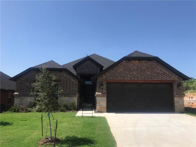 1516 Town Creek Circle, Weatherford, TX 76086 (MLS #14083774) :: Magnolia Realty