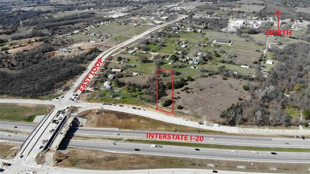 TBD W Ih-20 Highway, Weatherford, TX 76087 (MLS #14083984) :: The Tierny Jordan Network