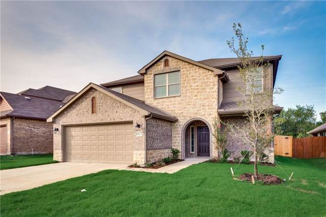 1817 Bersand Avenue, Gainesville, TX 76240 (MLS #14084545) :: The Real Estate Station