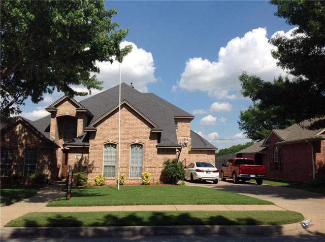 1068 Rosewood Drive, Grapevine, TX 76051 (MLS #14085909) :: The Tierny Jordan Network