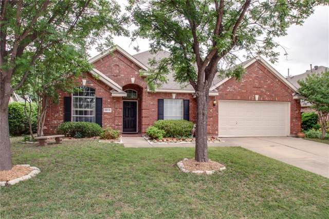 2912 Tophill Lane, Flower Mound, TX 75022 (MLS #14086359) :: Real Estate By Design