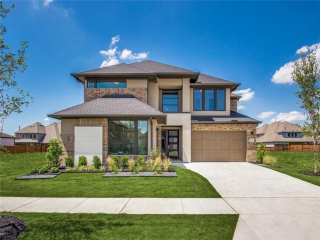 4060 Brazoria Drive, Prosper, TX 75078 (MLS #14088175) :: The Hornburg Real Estate Group