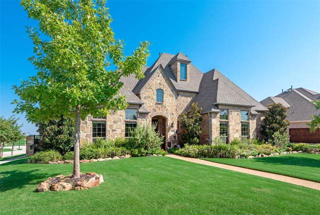 1201 Circle J Trail, Prosper, TX 75078 (MLS #14089110) :: Real Estate By Design