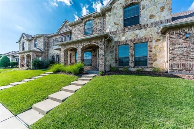 3075 Willow Grove Boulevard #2702, Mckinney, TX 75070 (MLS #14089982) :: Team Hodnett