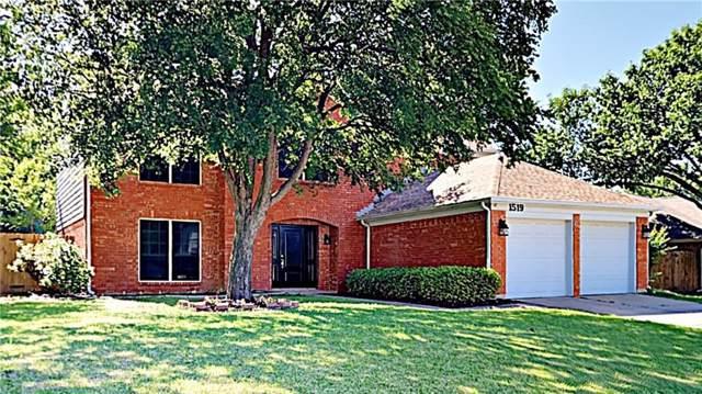 1519 Warwick Drive, Mansfield, TX 76063 (MLS #14090674) :: The Tierny Jordan Network