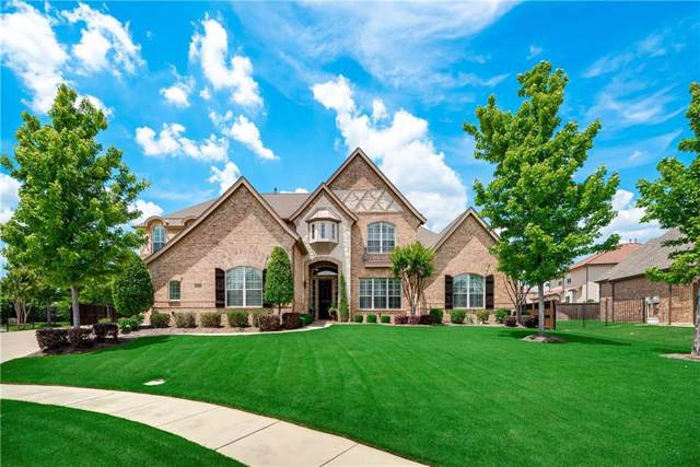 1104 Brahms, Colleyville, TX 76034 (MLS #14091178) :: The Tierny Jordan Network