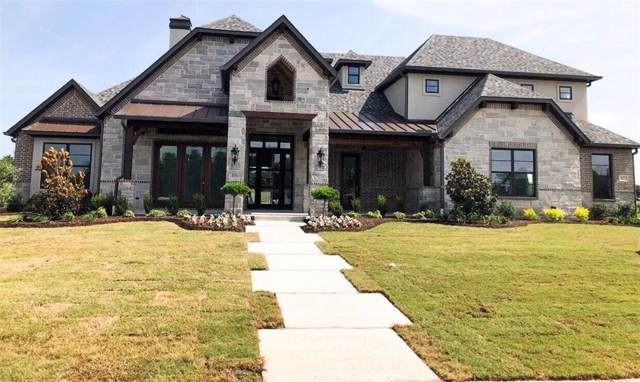 317 Knights Trail, Heath, TX 75032 (MLS #14091617) :: RE/MAX Town & Country