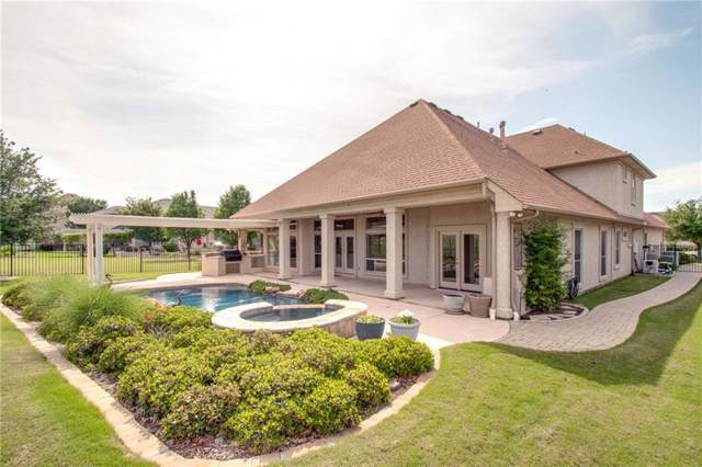9920 Crestridge Drive, Denton, TX 76207 (MLS #14091688) :: Real Estate By Design