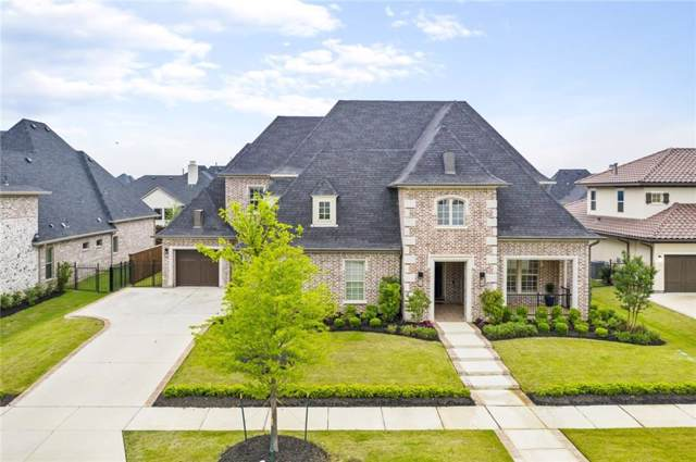 4233 Hickory Grove Lane, Frisco, TX 75033 (MLS #14093926) :: Lynn Wilson with Keller Williams DFW/Southlake