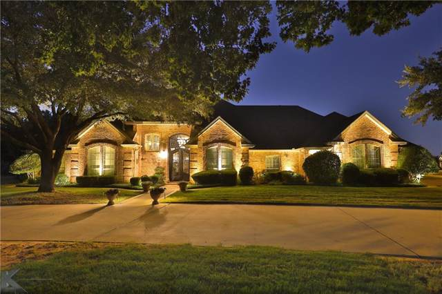 7450 Mandevilla Drive, Abilene, TX 79606 (MLS #14095271) :: The Mitchell Group