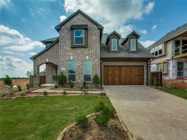 1944 Transcendence Drive, St. Paul, TX 75098 (MLS #14095446) :: The Heyl Group at Keller Williams