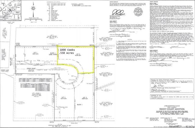 1000 Cooks Lane, Colleyville, TX 76034 (MLS #14095794) :: The Tierny Jordan Network