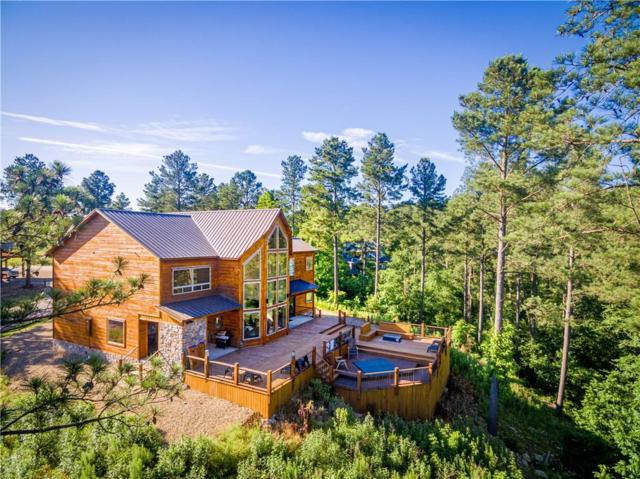 Lot 11 Eagle Mountain, Broken Bow, OK 74728 (MLS #14095847) :: RE/MAX Town & Country