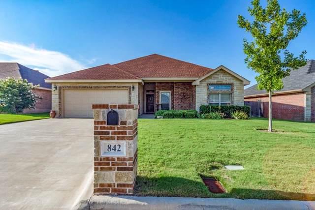 842 Flat Water, Abilene, TX 79602 (MLS #14096439) :: The Chad Smith Team