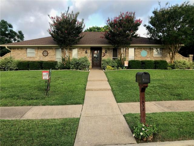 1933 Aliso Road, Plano, TX 75074 (MLS #14096723) :: RE/MAX Town & Country