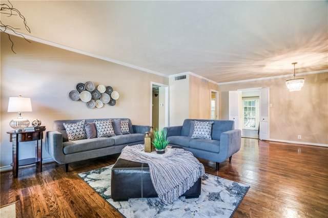 10100 Regal Park Lane #122, Dallas, TX 75230 (MLS #14096853) :: The Hornburg Real Estate Group