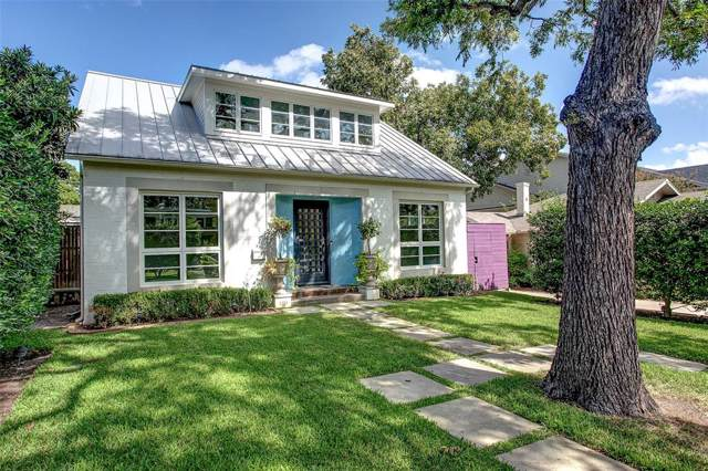 5224 El Campo Avenue, Fort Worth, TX 76107 (MLS #14097394) :: The Mitchell Group