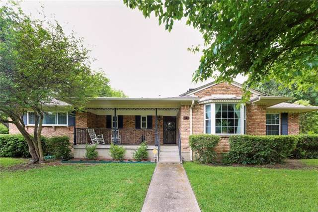 3749 Cripple Creek Drive, Dallas, TX 75224 (MLS #14097522) :: The Mitchell Group