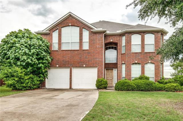 498 Mariposa Court, Rockwall, TX 75087 (MLS #14098160) :: RE/MAX Town & Country