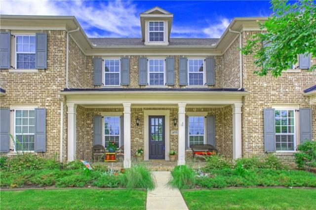 8777 Bridge Street, North Richland Hills, TX 76180 (MLS #14098627) :: The Hornburg Real Estate Group