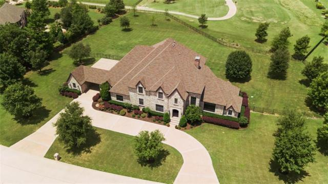 5205 Lighthouse Drive, Flower Mound, TX 75022 (MLS #14098862) :: The Real Estate Station
