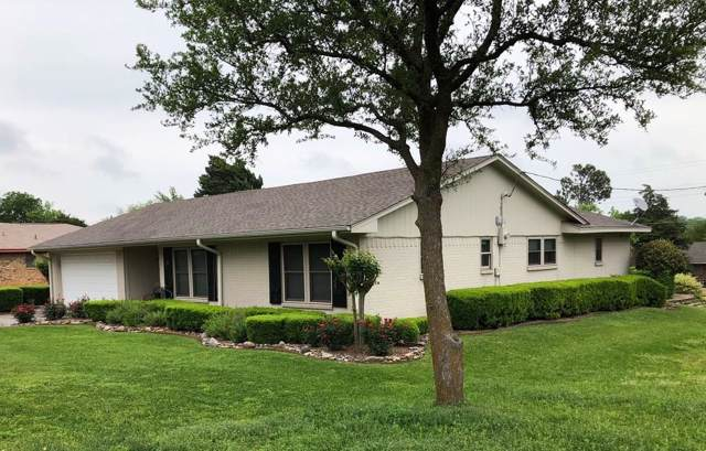 311 Woodlawn Drive, Keene, TX 76059 (MLS #14098985) :: RE/MAX Town & Country