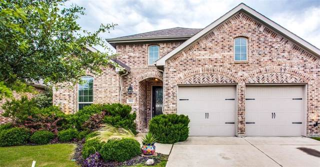 1022 Dunhill Lane, Forney, TX 75126 (MLS #14099420) :: The Mitchell Group