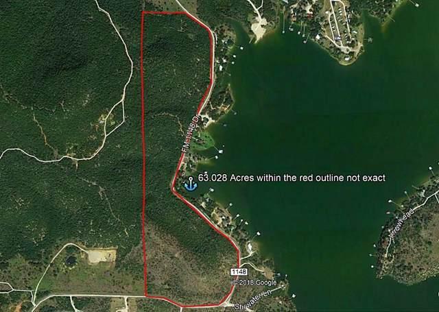 63 Acs Fm Road 1148, Possum Kingdom Lake, TX 76450 (MLS #14099853) :: The Tonya Harbin Team