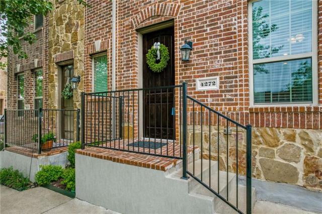 4272 Charles Street, Carrollton, TX 75010 (MLS #14101387) :: Real Estate By Design