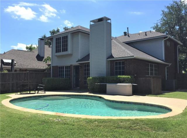 626 Saint Andrews Place, Coppell, TX 75019 (MLS #14102174) :: Lynn Wilson with Keller Williams DFW/Southlake