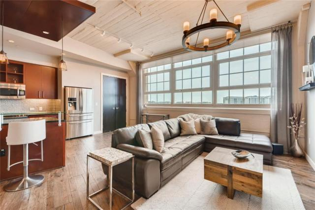 2600 W 7th Street #1619, Fort Worth, TX 76107 (MLS #14103887) :: Real Estate By Design