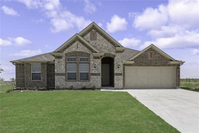 625 Brody Trail, Aledo, TX 76008 (MLS #14104721) :: Frankie Arthur Real Estate