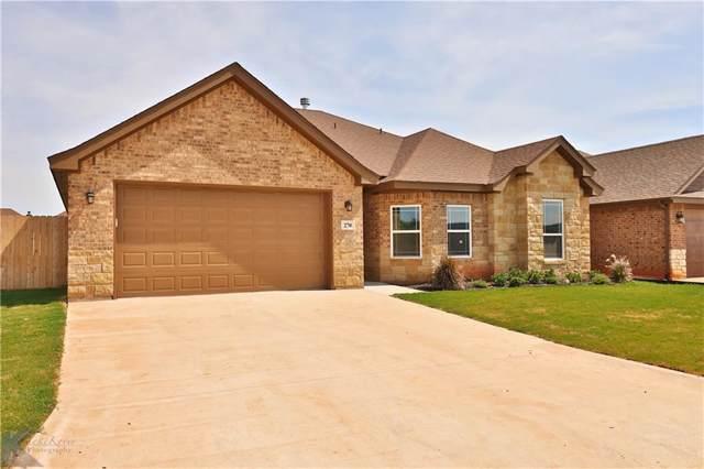270 Gatling Street, Tuscola, TX 79562 (MLS #14104994) :: The Real Estate Station