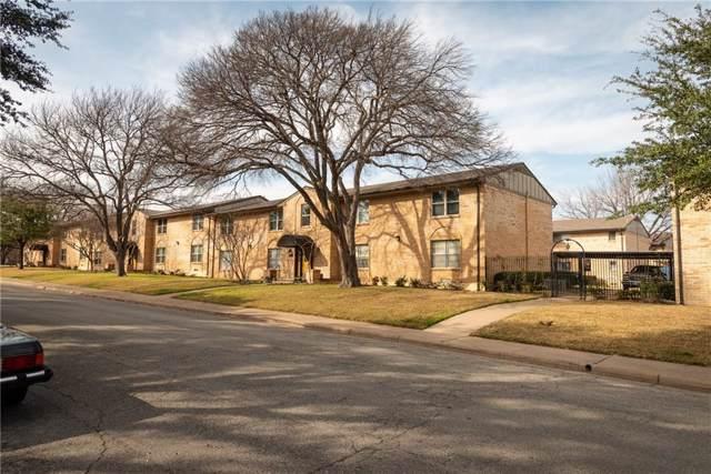 5819 Sandhurst Lane D, Dallas, TX 75206 (MLS #14108429) :: Van Poole Properties Group