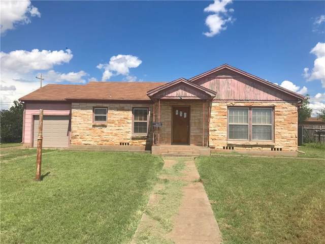 519 Commercial Avenue, Anson, TX 79501 (MLS #14109312) :: The Real Estate Station