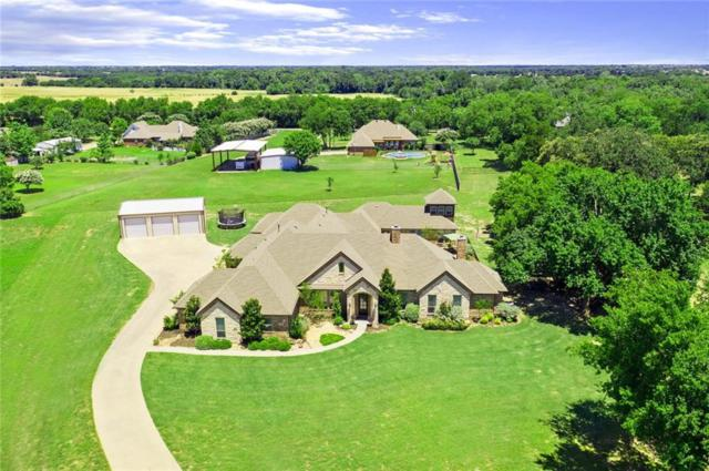 3912 Chelsea Way, Caddo Mills, TX 75135 (MLS #14112186) :: The Heyl Group at Keller Williams