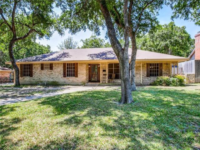 813 Sharpshire Street, Grand Prairie, TX 75050 (MLS #14112324) :: The Tierny Jordan Network