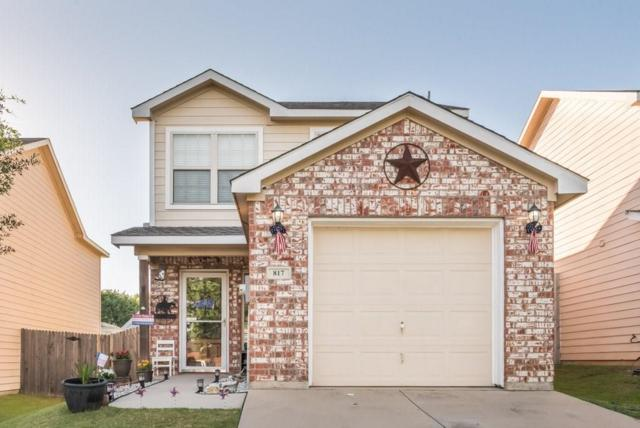 817 Village Point Lane, Fort Worth, TX 76108 (MLS #14112492) :: RE/MAX Town & Country