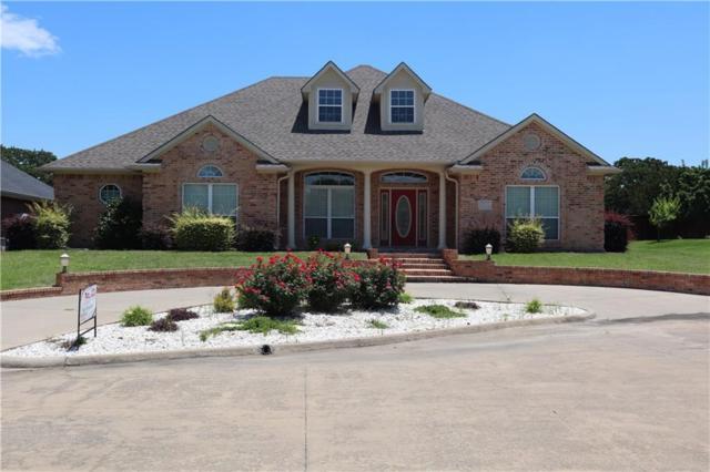 713 Willowcreek Circle, Corsicana, TX 75110 (MLS #14112563) :: The Heyl Group at Keller Williams