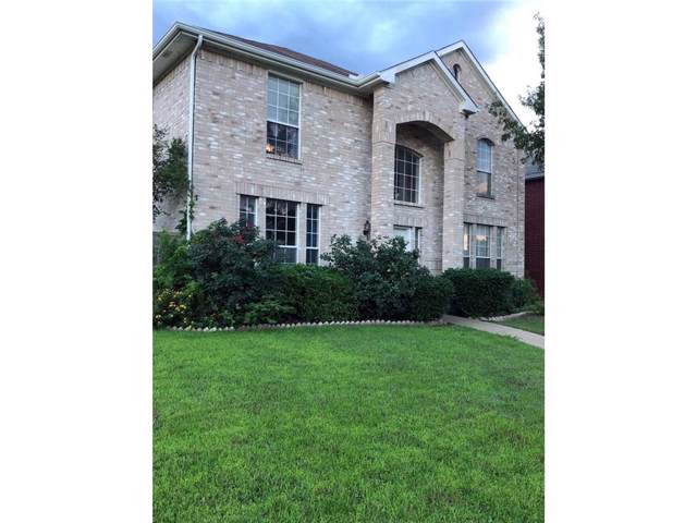 2301 Granbury Drive, Mesquite, TX 75150 (MLS #14113358) :: Kimberly Davis & Associates