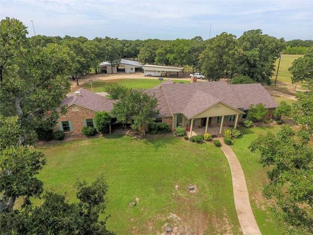 4013 County Road 4112, Campbell, TX 75422 (MLS #14113429) :: The Good Home Team
