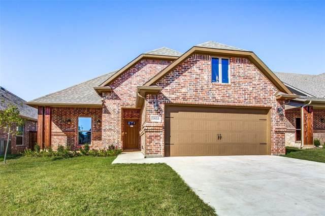3853 Iron Ore Drive, Denison, TX 75020 (MLS #14114427) :: Performance Team